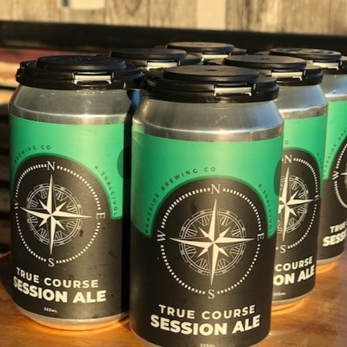 6 Braeside Brewing Co True Course Session Ale