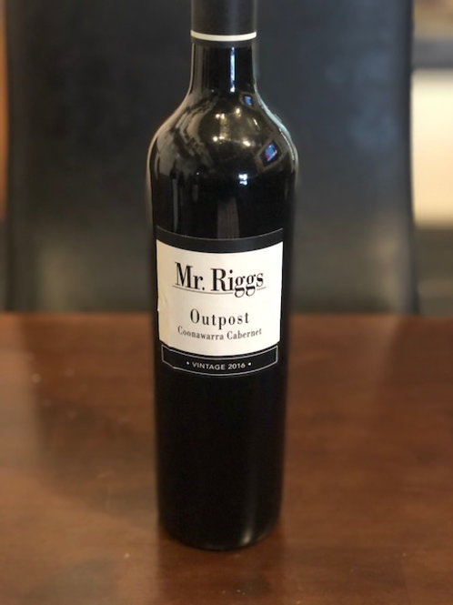 Mr Riggs Cabernet Sauvignon 2016