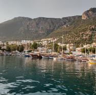 Kaş harbour