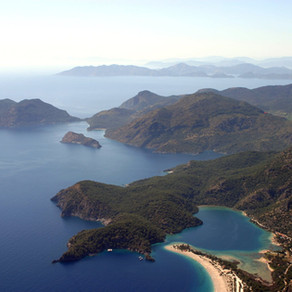 TOP 7 MOST BEAUTIFUL TURKISH ISLANDS