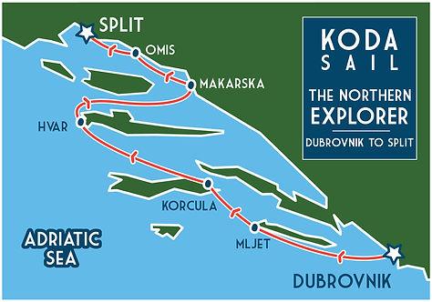 KODA SAIL Northern Explorer