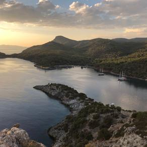 The Turkish Coastline