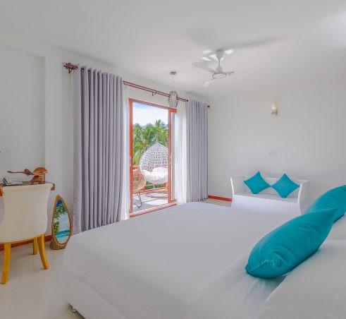 Hotel Double suite