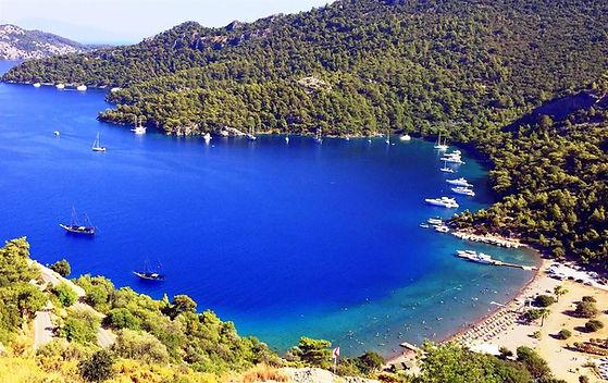 Sarsala Bay Turkey