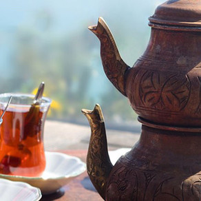 TURKISH TEA - A TRUE SIGN OF FRIENDSHIP