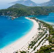 TURKEY blue lagoon