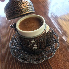 TURKISH COFFEE and why it's so famous!