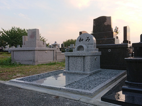 ミニマムなお墓