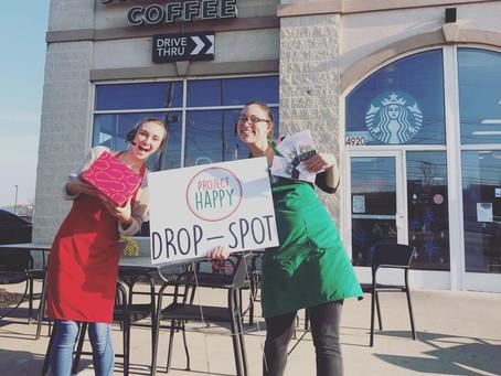 Project Happy Drop Spots!