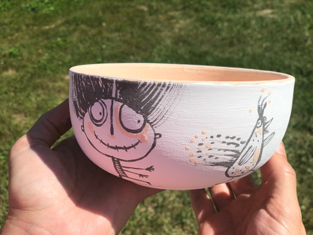 Empty Bowls is coming!