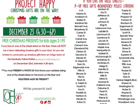 Project Happy Info