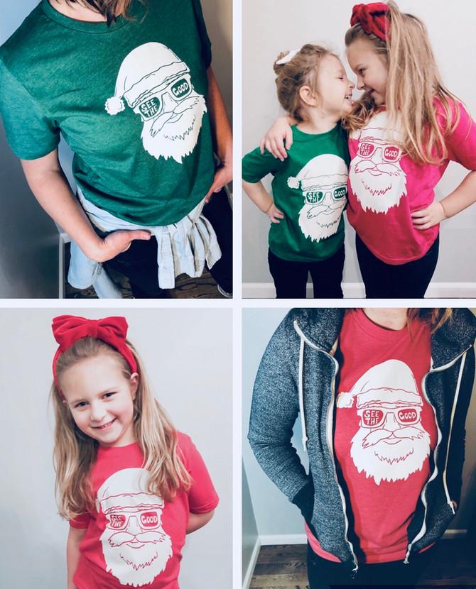 See the Good Santa!