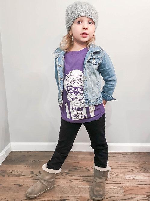 KIDS- See The Good DOG- Purple