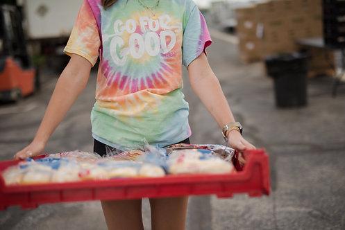 Go For Good-Pastel Rainbow Tie Dye