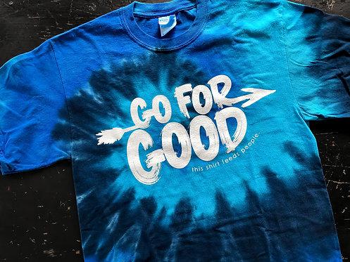Go For Good-Blue Tie Dye