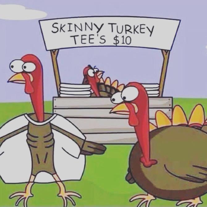 FREE turkeys!