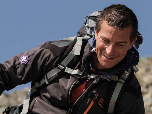 Bear Grylls Survival Academy In Greece