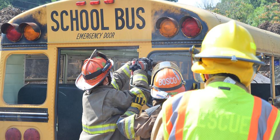 MASS TRANSIT RESCUE - SCHOOL/TRANSIT BUS (May 22-23, 2021)