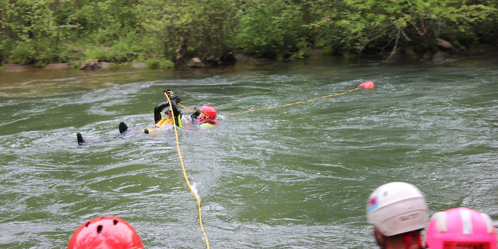 Swift Water Rescue I (May 14-16, 2021)