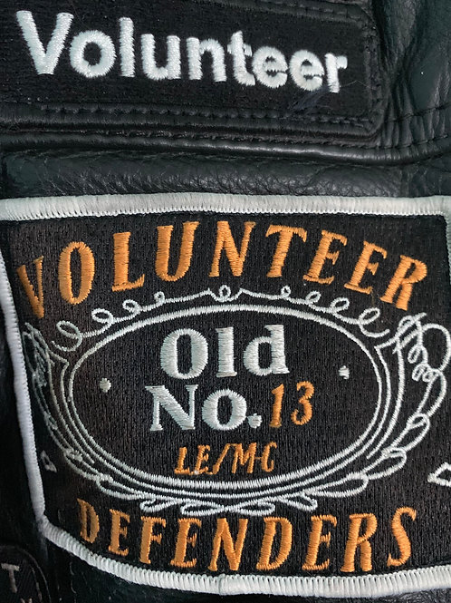 Volunteer Defenders Patch