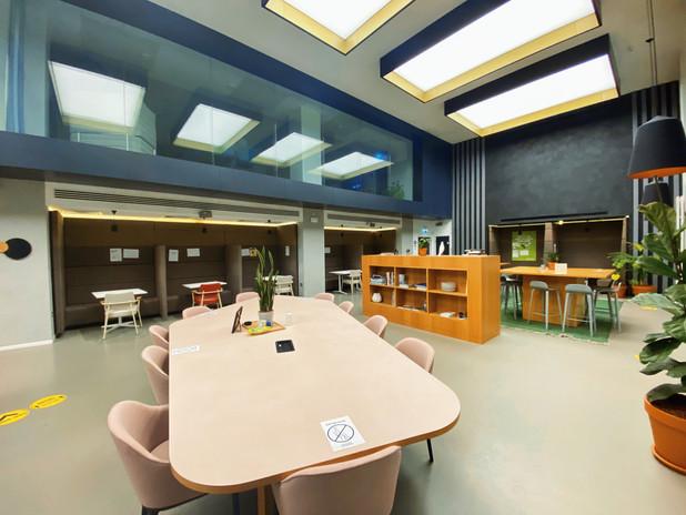 办公室共享空间