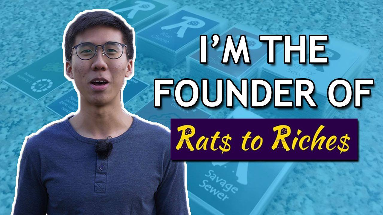 Episode 27: Eugene Lim - Rats to Riches