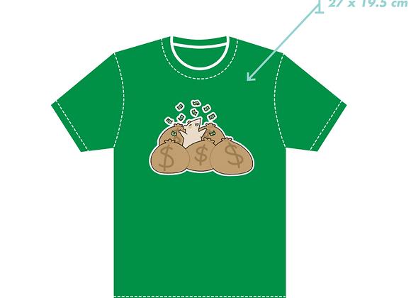 Green Bonus Bonanza T-shirt