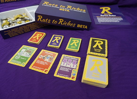 Rats to Riches BETA