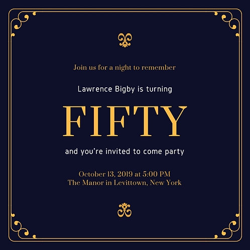 100 Convites cores