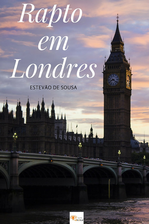 Ebook Rapto em Londres
