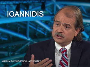 Das John Ioannidis Interview: Hintergründige Aussagen zur Pandemie