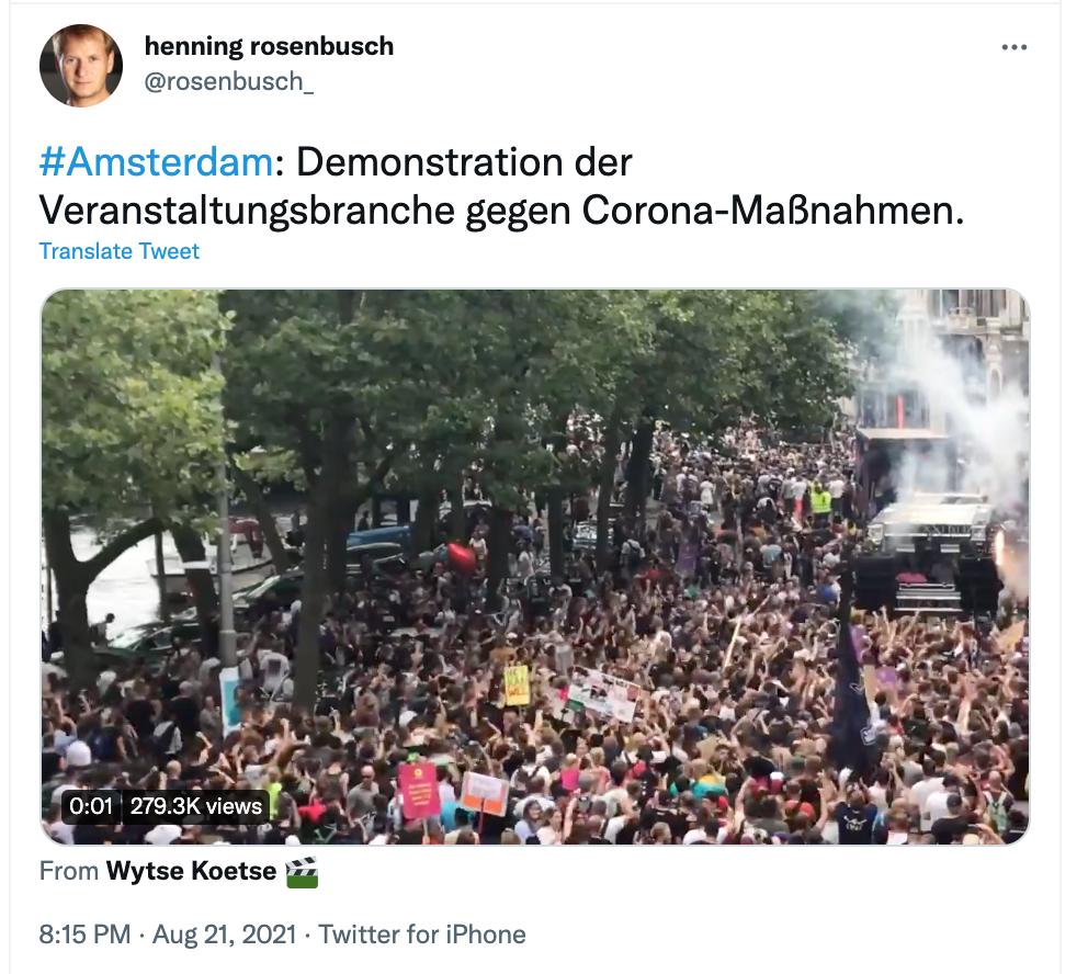 Henning Rosenbusch, Amsterdam, 22.08.21 https://twitter.com/rosenbusch_/status/1429145143559532555