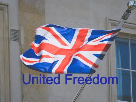 Was bringt der Freedom Day in UK? Freiheit oder Angst?