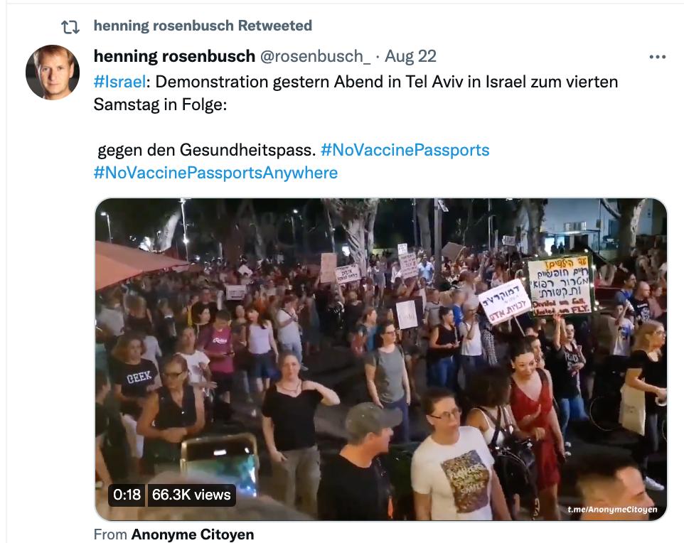 Henning Rosenbusch, Israel, 22.08.21 https://twitter.com/rosenbusch_/status/1429354390922665989