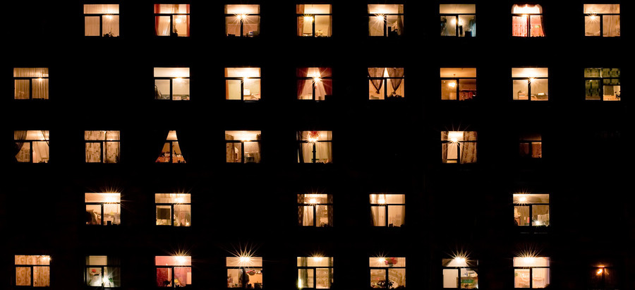 The Lights In The Windows