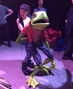 The Frog Footman