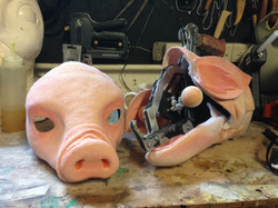 Pig Head, Mechanism Exposed