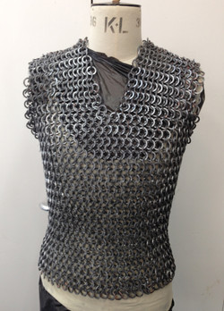 Plumbing Pipe Chain Maille