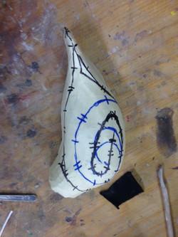Puffin Body Pattern Tape