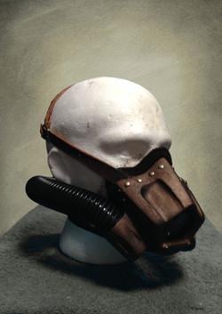Gas Mask Side
