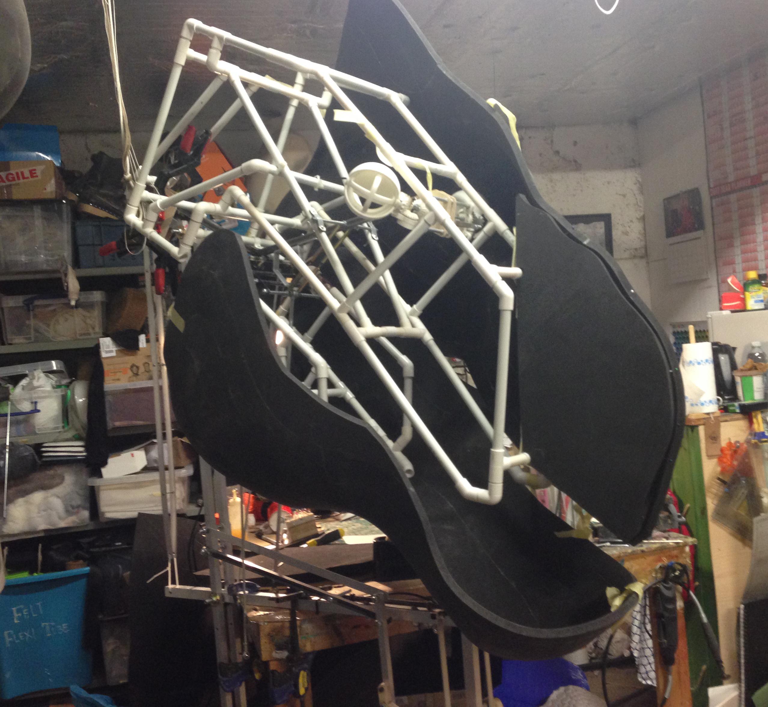 T-Rex Head Understructure