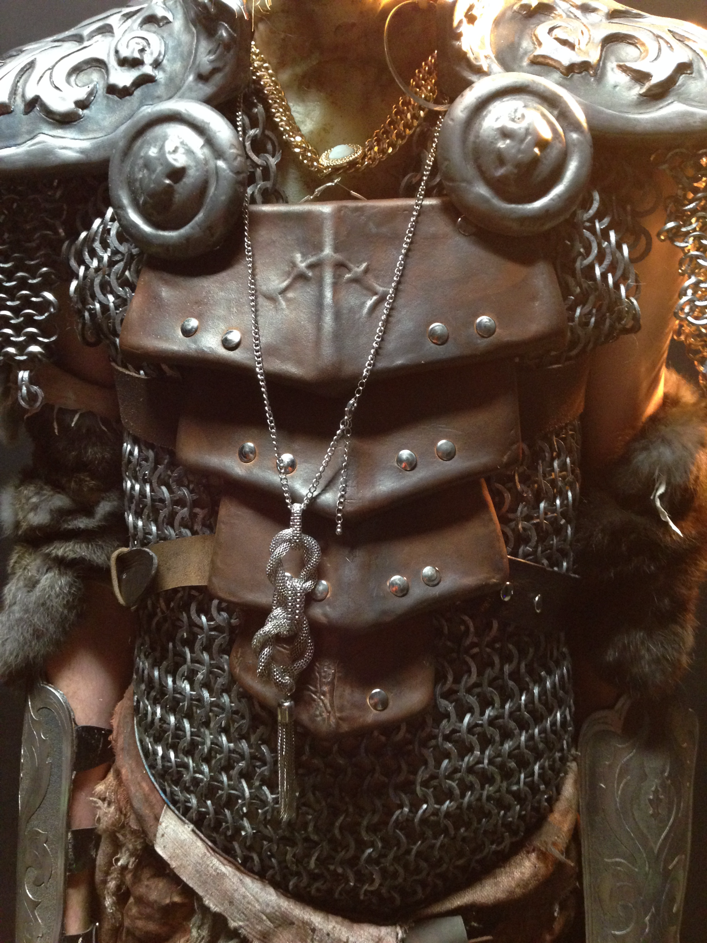 Leather Lobster Plate Armor