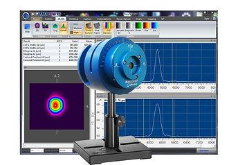 OPHIR NanoScan 2 screen with new head.jp