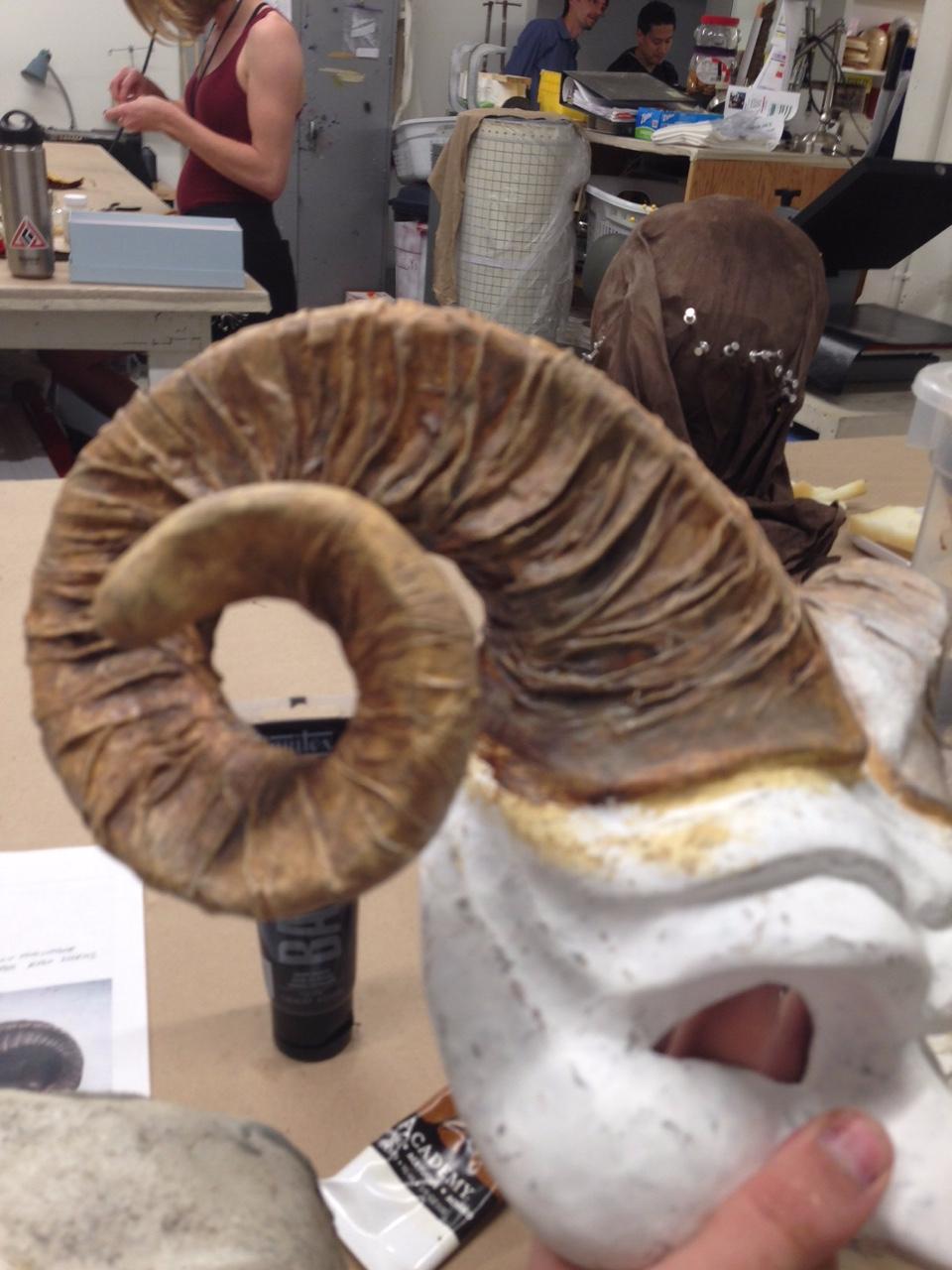 Horn Texture