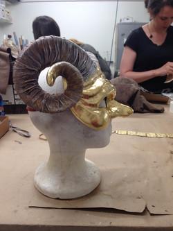 Rams Mask Profile