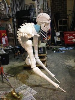 Skeleton Pre-Paint