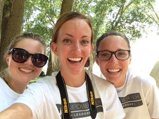 Confidence, Resilience, Courage: Empower Her Leadership Camp