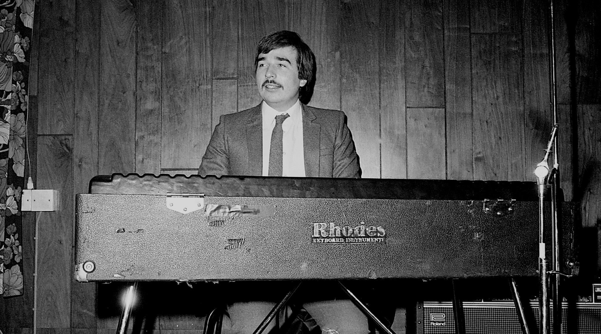 1983 - Fender Rhodes!