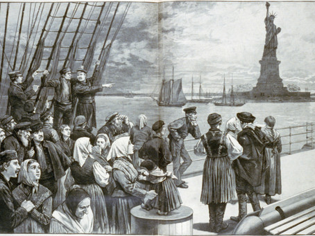 """No Irish Need Apply"" - How Irish Immigrants Overcame Adversity"