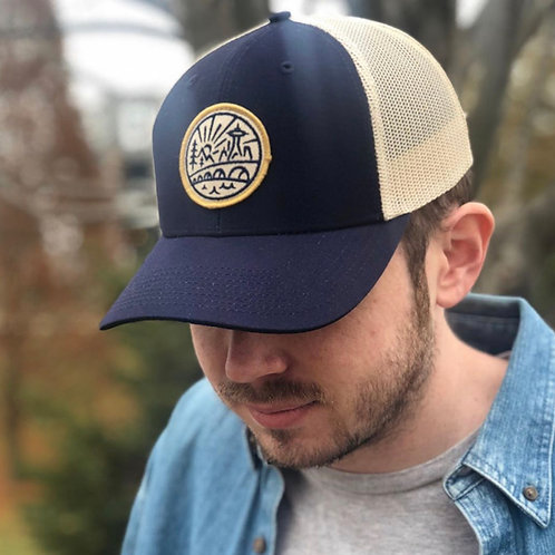 Hope & History Patch Hat
